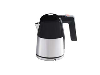 JVD Kettle Diva 'Safe Touch' Double-Wall 1Litre, Stainless