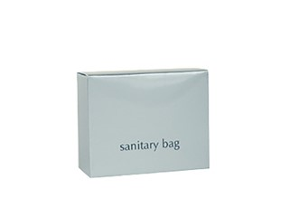 (PLT-Saba000) Platinum Collection Sanitary Bag In Card Pack