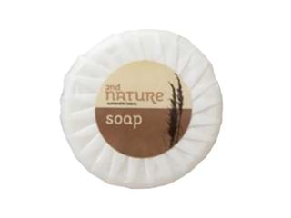 2nd Nature Pleat Wrapped Soap, 20g