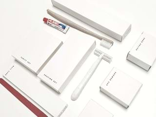 Pure White Boxed Accessories