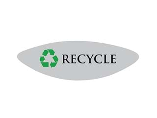 Recycle Domex Label
