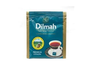 Dilmah Premium Enveloped Tea Bags, 500/Ctn