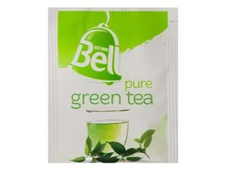 Bell Pure Green Enveloped Tea Bags, 100/Ctn